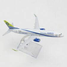 HK4623 16cm Boeing737 Colombia AIR Aircraft B737-800 Diecast Model Plane