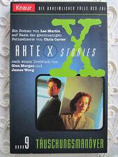 Akte X Stories Band 9 : Täuschungsmanöver