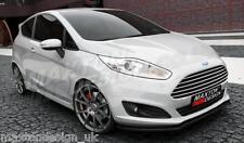 Frontal Divisor (texturados) Para Ford Fiesta Mk7 (Lifting 2013-up)
