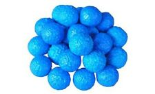 SweetGourmet Concord Blue Raspberry Dubble Bubble Gumballs, 3Lb FREE SHIPPING!