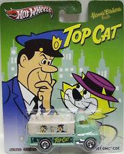 HOT WHEELS POP CULTURE: 2013 HANNA-BARBERA: TOP CAT 1951 GMC COE 1:64