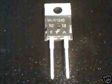 MUR1540  Diode/Rectifier 15A, 400V Ultrafast Recovery