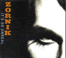 Zornik- Its So Unreal cd maxi single