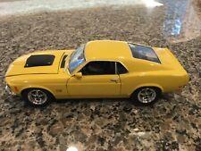 1:24 MotorMax '70 Ford Mustang Boss 429 - #73303
