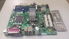Intel DQ963GSK motherboard, Socket 775 4 DDR2 slot, Support Win 98 XP MATX