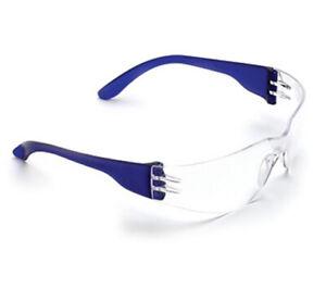GLASSES Safety Tsunami Clear Safety Spec Box Of 12 Prochoice Safety Glasses 1600