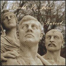 Death in June - Burial [New Vinyl] Black, 200 Gram