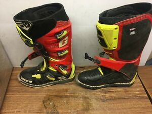 Gaerne SG12 Motocross Boots Size 12 * motocross-offroad-boots