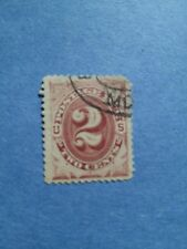 Postage Due Issue Stamp 1893 Single J23 Used Never Hindged#