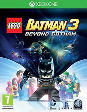 LEGO Batman 3: Beyond Gotham (Microsoft Xbox One, 2014)
