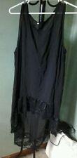 Lace Classic Neckline Plus Size Tops & Blouses for Women