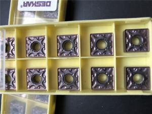 Deskar SNMG120408-MA LF6018 SNMG432-MA LF6018 Carbide inserts for stainless