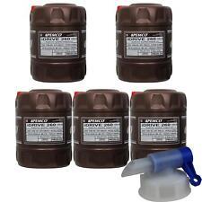 100L PEMCO SAE 10W-40 iDrive 260 Motoröl Classic PM0260-20 inkl. Auslaufhahn