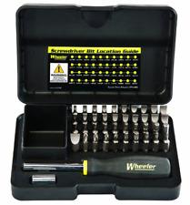 Wheeler Professional Gunsmithing Screwdriver Set 43-Piece