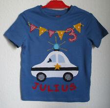 Geburtstagsshirt/Namensshirt mit Applikation *POLIZEI*, ab Gr.86 NEU