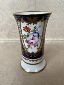 Spode Cabinet Collection Mini Vase