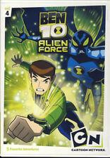 BEN 10 ALIEN FORCE - VOL. 4 (DVD)