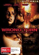 Wrong Turn - DVD Region 4