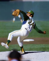 Oakland Athletics A's DIEGO SEGUI Glossy 8x10 Photo Baseball Print Poster