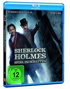 Sherlock Holmes - Spiel im Schatten Blu-ray sehr gut