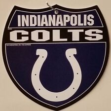 NFL Interstate Sign, Indianapolis Colts, 1-2 NEW