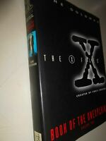 LIBRO: book of the unexplained vol.one - the x files - jane goldman