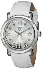 Swiss Legend Women's Diamond Quartz Watch Silver Stainless Steel Case 22388-02S