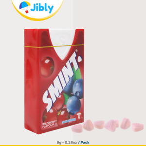 🍬Smint Wild Berry Candy| 40 Pieces/Pack | Fast DHL Shipment | Bulk Buy Deals