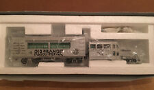 On30 Precision Craft Models Rio Grande Southern Galloping Goose #4 DC/DCC SOUND
