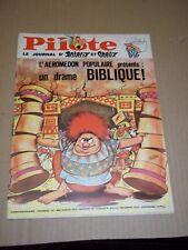 """PILOTE no 413"" (1967) ASTERIX / PILOTORAMA - LES MAMMIFERES"