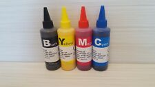 400ML SUBLIMATION INK REFILL BOTTLES FOR BROTHER MFC-J460DW MFC-J4620DW PRINTERS