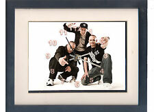 Hilltop Hoods. Framed print and clock. Music memorabilia.