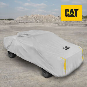 """CAT Multi-layer Pickup Truck Cover Waterproof All Weather Outdoor Full Size 232"""""""
