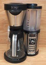 Ninja (CF082) Single Serve Option Coffee Maker Bar Brewer w/ Glass Carafe *READ*