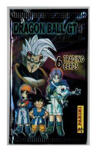 Dragon Ball GT 1st Series Cards Lot 20 Packs Panini