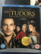 The Tudors - Series 2 - Complete (Blu-ray, 2008, 3-Disc Set)