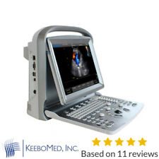 Color-Chison ECO 5Vet Veterinary Ultrasound Machine & Two Probes