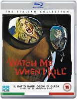 Watch Me Quando I Kill Blu-Ray Nuovo (88FB283)
