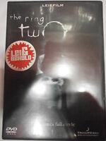 THE RING 2 TWO - FILM IN DVD - SOLO INGLESE - NO AUDIO ITA - COMPRO FUMETTI SHOP