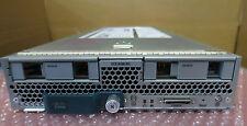 Cisco UCS-B200-M3 V10 B200 M3 servidor de hoja 2 X E5-2650 V2 256Gb Ram 10Gb Vic