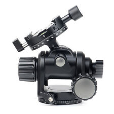 Sunwayfoto GH-Pro geared head made for Gitozo, Manfrotto tripod D4 compatible