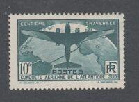 France - Timbre neuf sans charnière -Traversée de l'Atlantique - N° 321** - TB