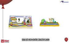 Bobble Bots Professor Purplex Cobblestone Garden  Playset & Figure BNIB Kids 3+
