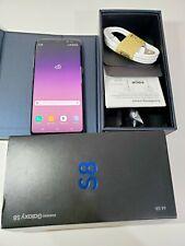 Eccellente SAMSUNG GALAXY S8 SM-G950F - 64GB-Sbloccato-Blu * SPEDIZIONE VELOCE *