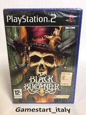 BLACK BUCCANEER - SONY PS2 - NUOVO SIGILLATO ITA - NEW SEALED PAL VERY RARE
