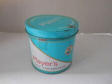 Player's Navy Cut Cigarette Tobacco Tin
