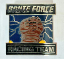 BRUTE FORCE PIN  LOGO PIN