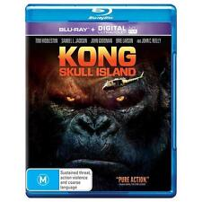 King Kong Skull Island Blu-ray BRAND NEW SEALED Region B