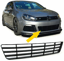 CENTRE LOWER BUMPER GRILL INSERT AIR VENT VW GOLF MK6 5K1 2009-2013 R20 MODEL