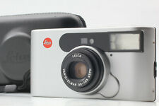 【MINT】 Leica C1 Compact 35mm Vario Elmar 38-105mm ASPH W/ Case From JAPAN #542